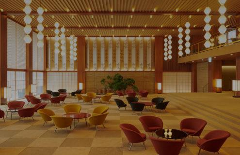 Hotel Okura Tokyo revives a lost midcentury icon in Japan