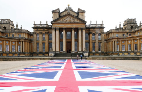 Maurizio Cattelan takes over Blenheim Palace with his provocative and immersive art show