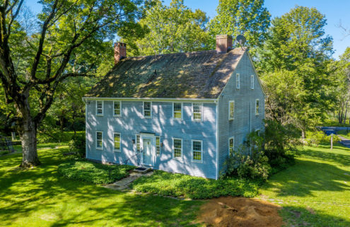 Philip Roth's historic Connecticut home for sale