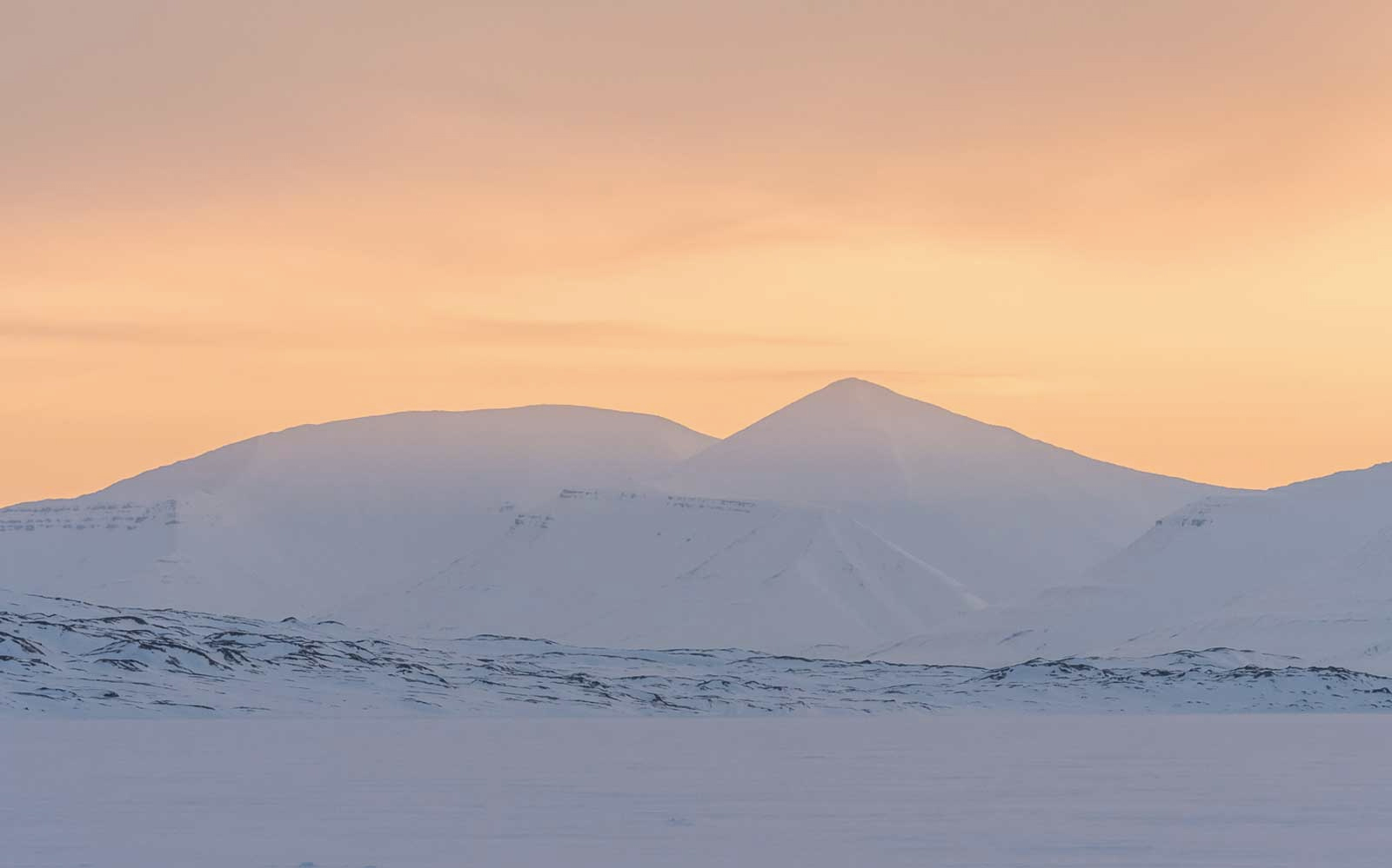 Views of the North Pole