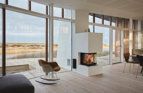 6 lakeside homes to spend autumn