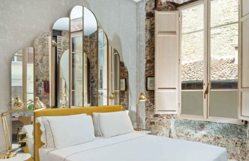 Florence's Hotel Calimala is a classic palazzo with modern touches