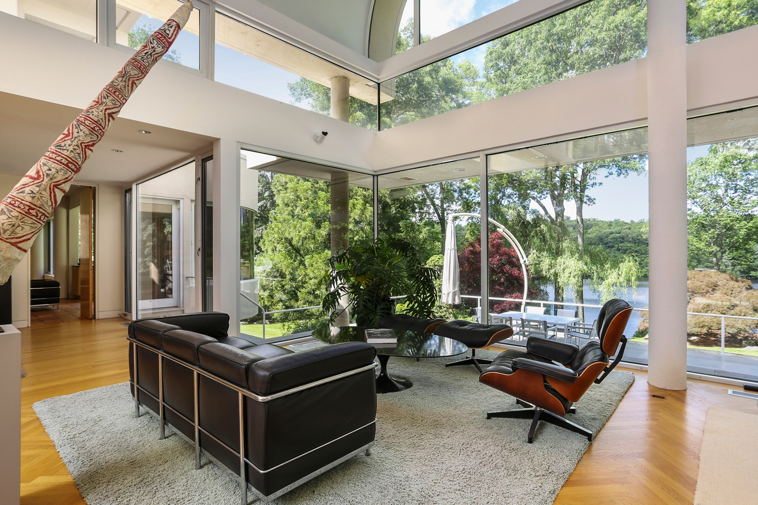 MOMA curator's gallery home for sale in New York