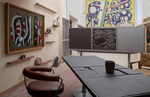 Discover Charlotte Perriand's world in five rooms
