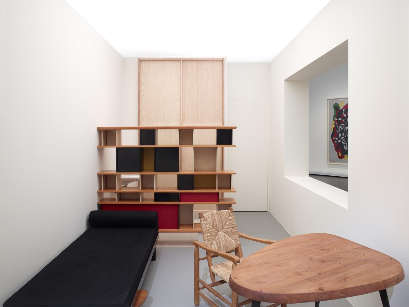 Architecte D Intérieur Paris 8 discover charlotte perriand's world in five rooms - the spaces