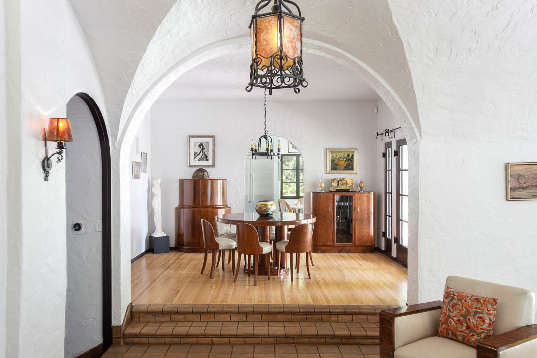 Restored Californian home by Lloyd Wright lists for $1.7m
