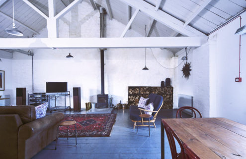 Frome warehouse conversion hits the market for £1.09m