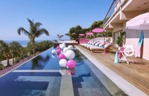 Airbnb's Malibu Dreamhouse lets you live out your Barbie fantasies