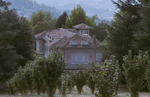Whimsical Piedmont estate with winery potential is for sale for €1.6m