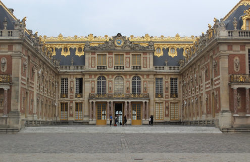 You'll soon be able to spend the night in the Palace of Versailles