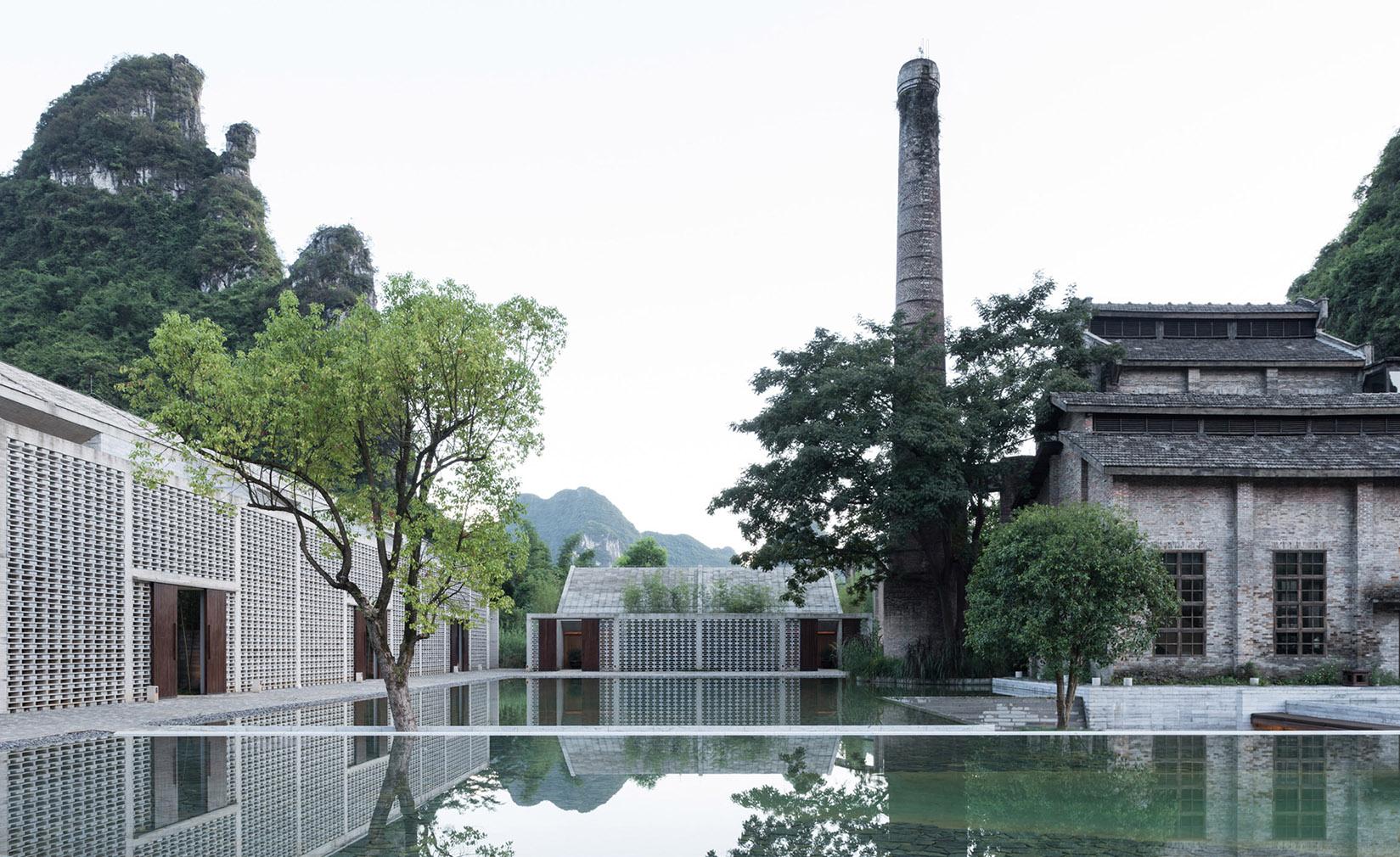 Alila Yangshuo Hotel in Guilin, Guangxi province