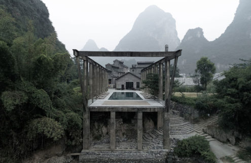 Discover the best hotels in China for design pilgrims