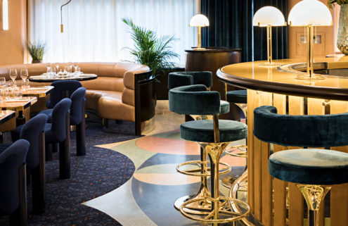Folie restaurant brings a touch of French Riviera glamour to London's Soho