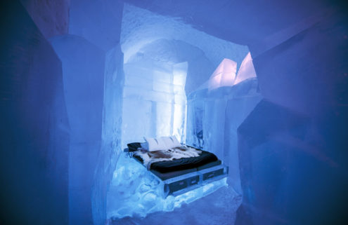 The best ice hotels to hole up in this winter