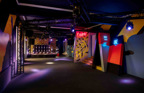 Go inside Virgil Abloh and Ben Kelly's new Parisian nightclub Josephine