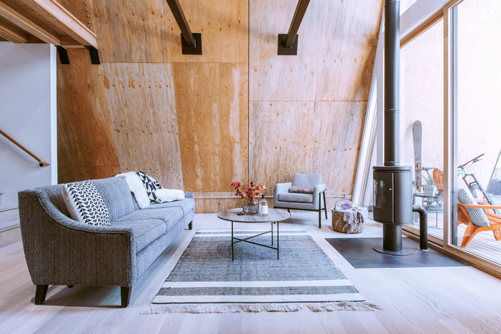 Ski Chalet Interior Design 5 ski chalets and mountain homes on the market right now