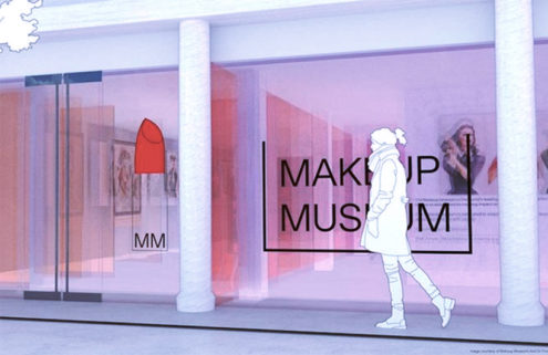 New York is getting the world's first Makeup Museum