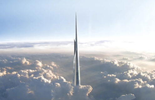 The world's 10 tallest buildings topping out in 2020