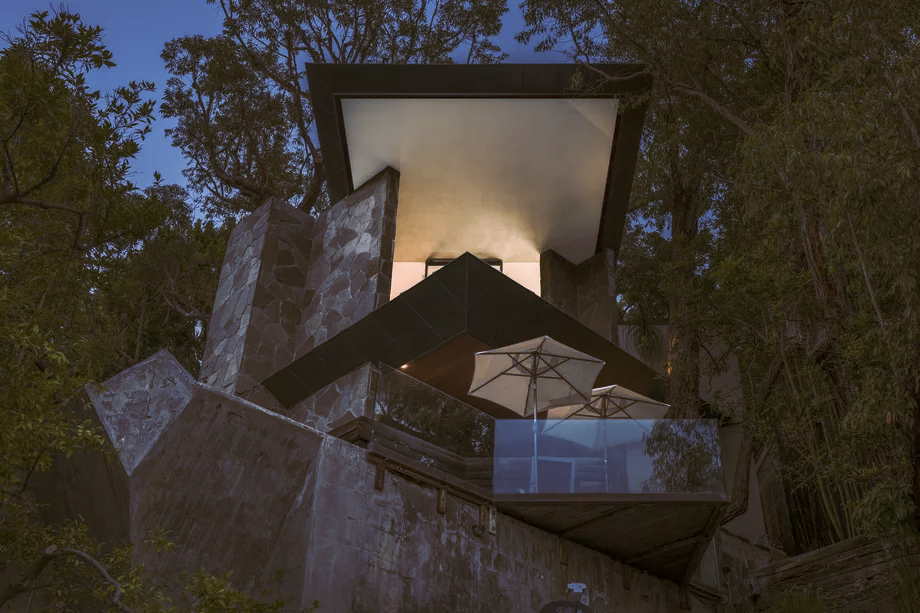John Lautner's iconic Wolff Residence is for sale