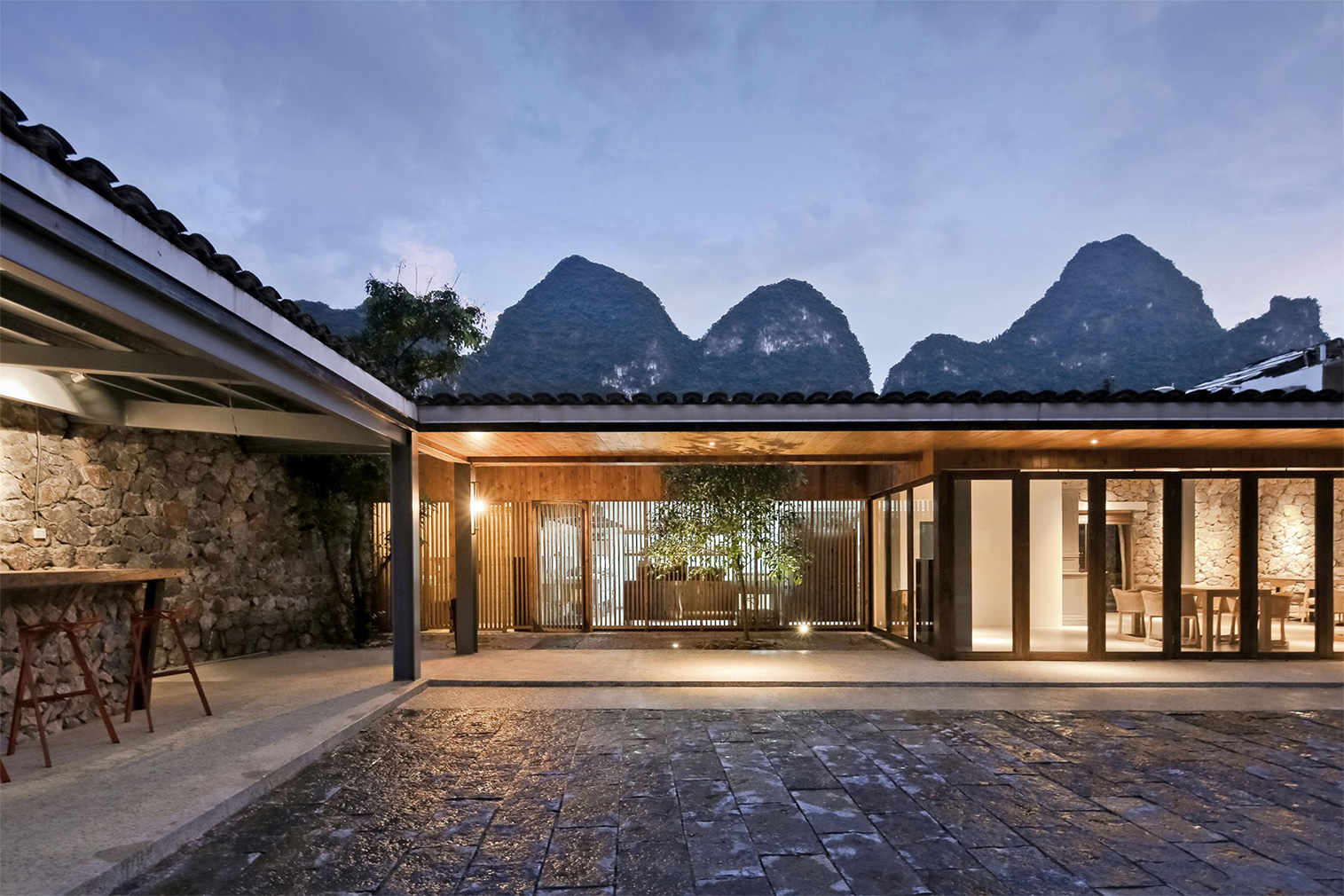 The most innovative adaptive reuse projects of 2019: XY Yunlu Hotel