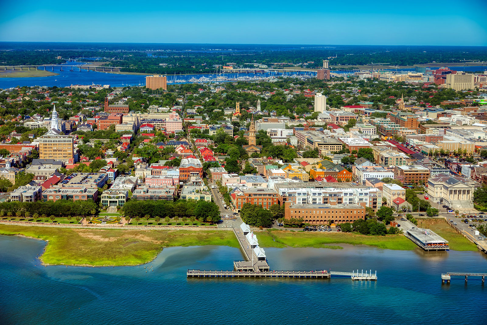 Charleston, South Carolina – the US's surprise tech start-up city
