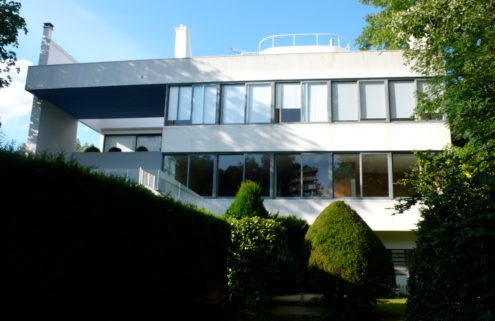 An apartment in Le Corbusier's iconic Villa Stein is for sale
