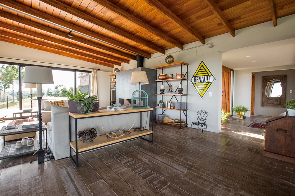 Modern ranch home hits the market in the foothills of Uruguay's Sierra de las Ánimas