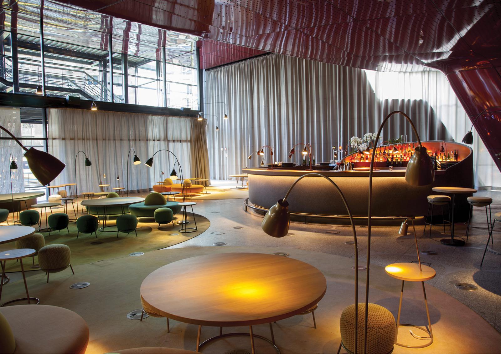 NuBel madrid interiors