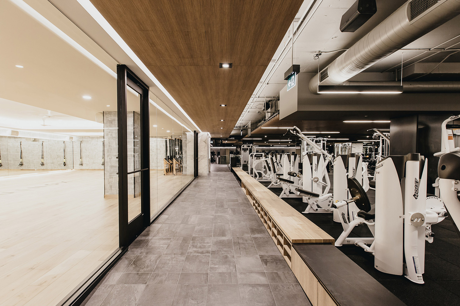 Gyms that raise the bar for design: Equinox Vancouver