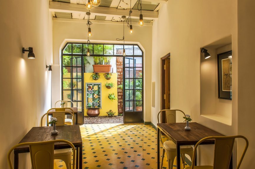 Mateus Boutique Hotel revives a colonial-era mansion in Goa's Panjim
