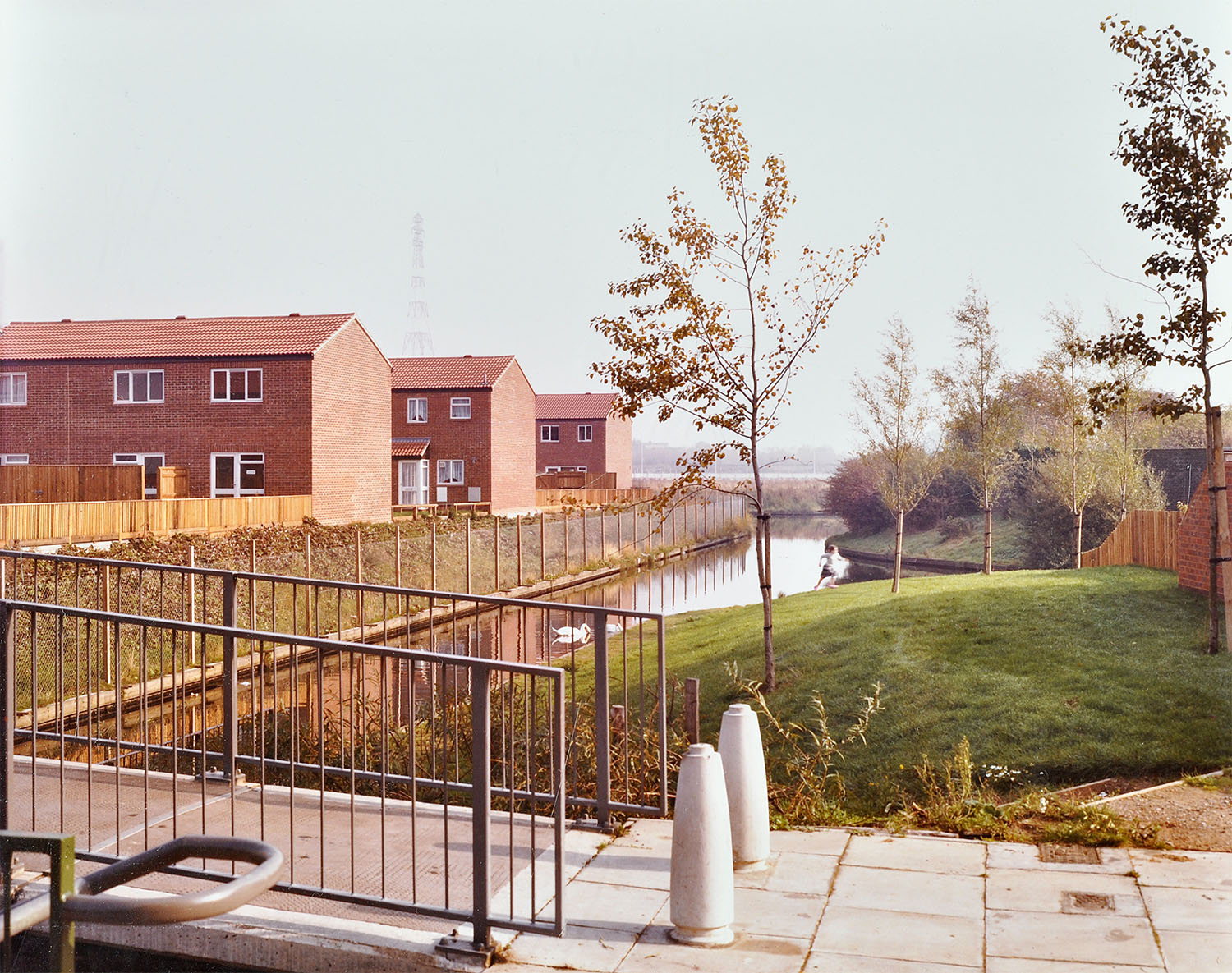 London Thamesmead: Manordene Road