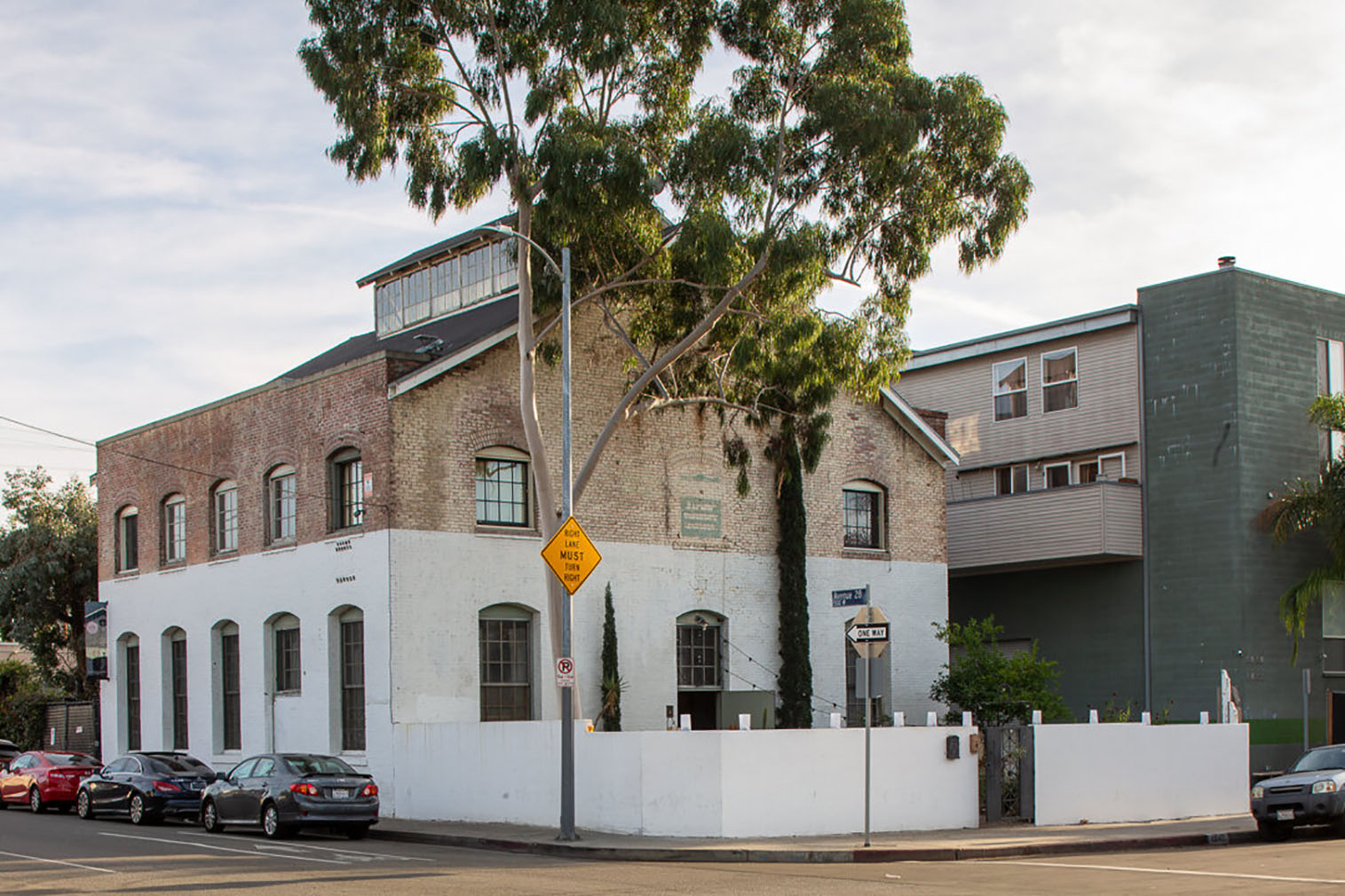 Cypress Park's storied Huron Substation is now for sale.