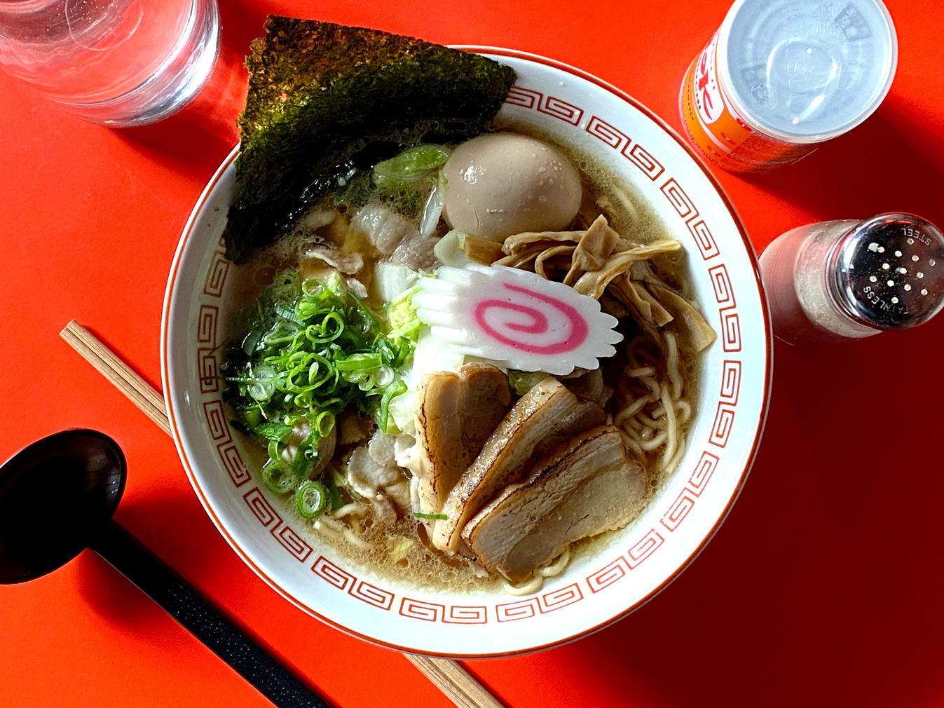 London's retro Showaken ramen bar offers a taste of 1970s Tokyo