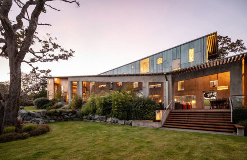 An award-winning Vancouver Island home could be yours for CA$12.8m