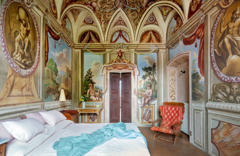 Villa Berla lets guests experience Baroque style in all its glory