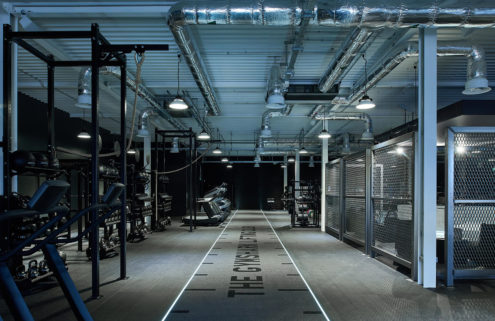 Gyms that raise the bar for design