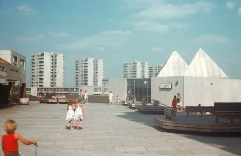 Concrete utopia: exploring London's Thamesmead