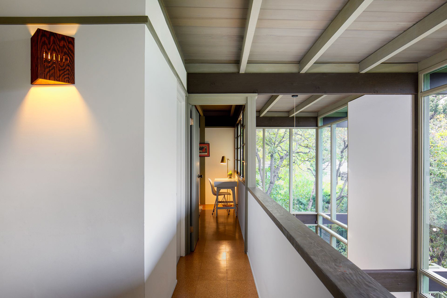 Pasadena post-and-beam by Case Study architects Buff, Straub & Hensman is for sale