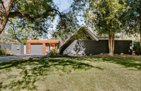 Retro 1960s Denver home lists for $800k