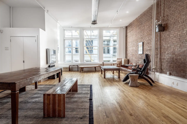 Luxury loft in Soho, Manhattan