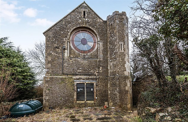 Cotswold chapel ripe for conversion could be yours for £250,000