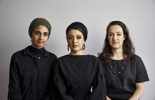 Meet the all-female team designing this year's Serpentine Pavilion