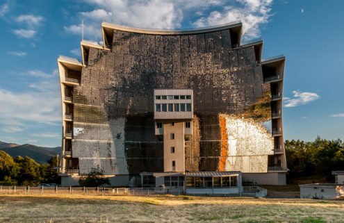 Capturing giants: industrial architecture is the focus of new RIBA exhibition
