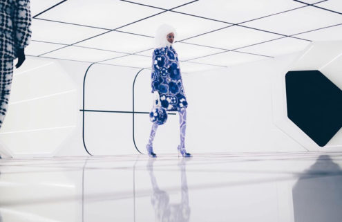 MonclerGenius explores hyper-connectivity with 8 immersive sets