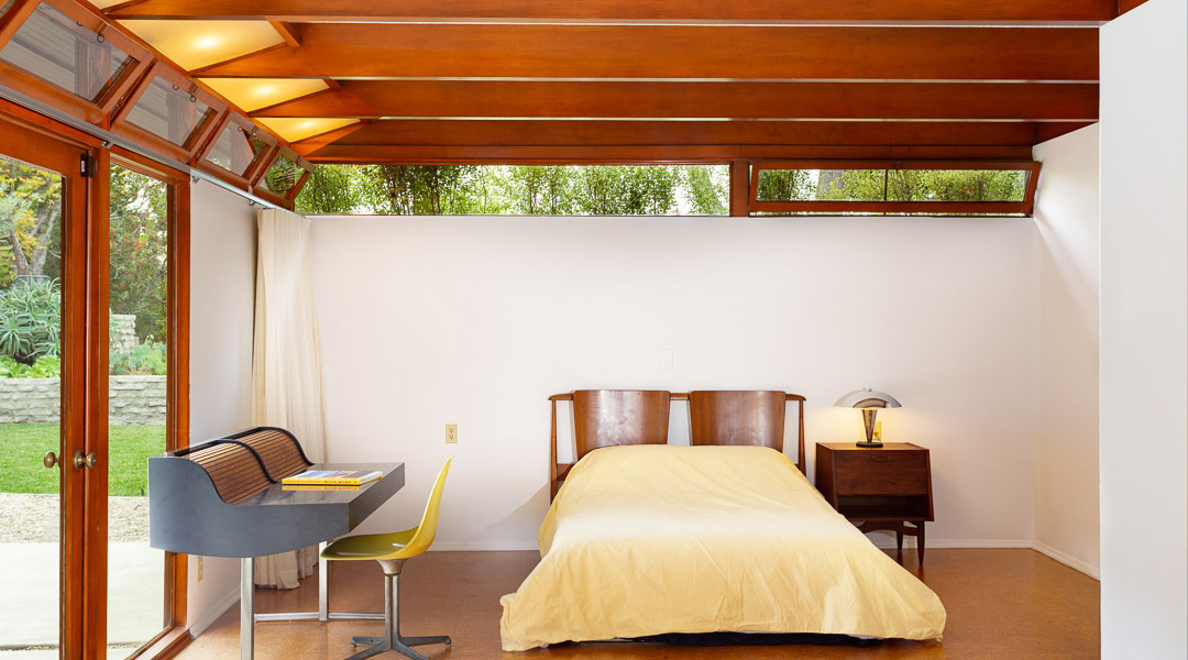 Rodney Walker's Case Study-inspired Asher Residence lists in Los Angeles