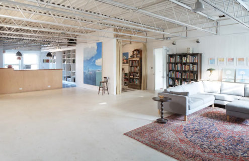 Five New York lofts for rent this spring