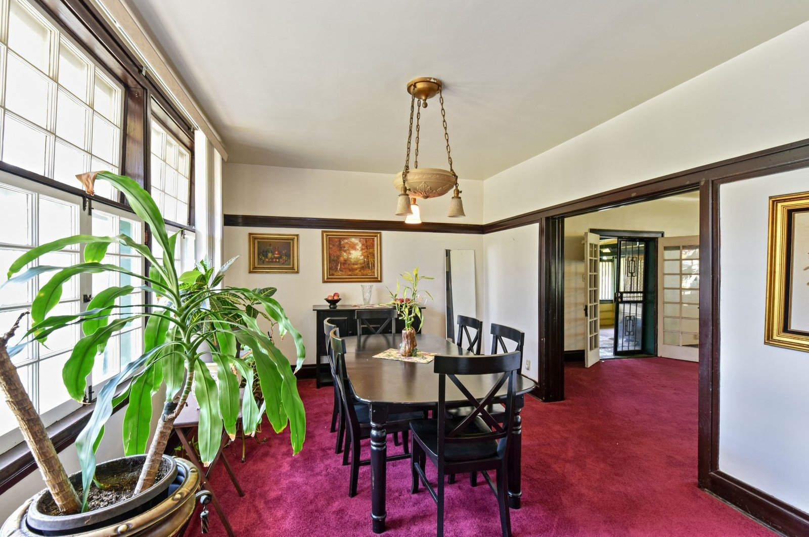 The S A Foster House and Stable by Frank Lloyd Wright is for sale