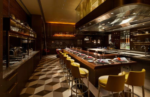 Louis Vuitton opens its first restaurant – in Japan