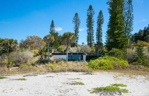 Midcentury Florida fixer-upper with literary roots is yours for $1.9m