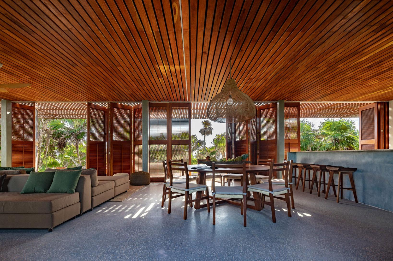 Casa Bautista - a jungle hideaway in Yucatan's Sian Ka'an Biosphere Reserve
